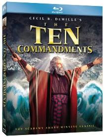 Десять Заповедей (1956) The Ten Commandments (2006)