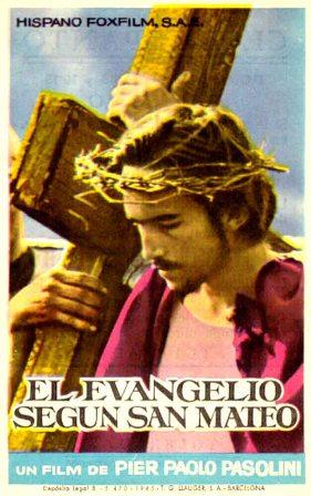 Евангелие от Матфея Il vangelo secondo Matteo (1964)