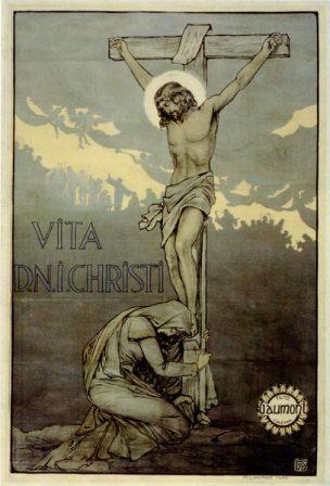 Рождество, жизнь и смерть Христа La Naissance, la vie et la mort du Christ (1906)