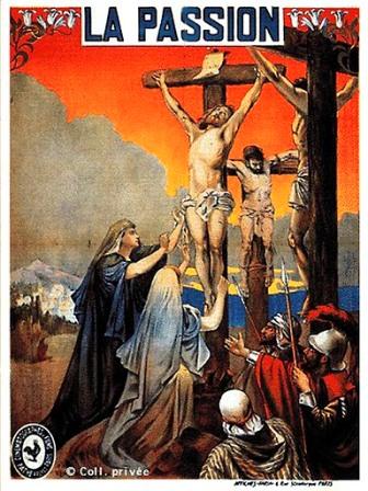 Жизнь и страсти Иисуса Христа / La Vie et la passion de Jеsus Christ (1898)