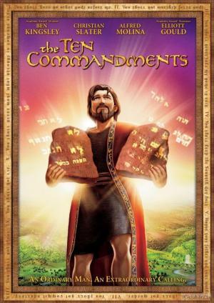Десять заповедей The Ten Commandments (2007) DVDRip