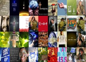 1700 обоев ''3 стола'' 720 x 400 на Samsung GT-S5230 на библейскую, мессианскую, еврейскую и христианскую тематики (JPG)