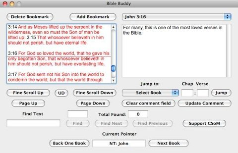 Bible Buddy 2.2.0 для Mac OS