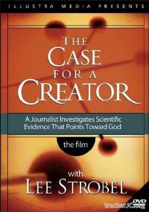 Ли Стробел / Lee Strobel - Создатель под следствием / The Case for a Creator (2006) WEBRip