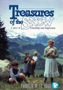 Следы на снегу – Treasures of the Snow