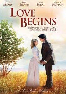 Любовь начинается Love Begins (2011) DVDRip