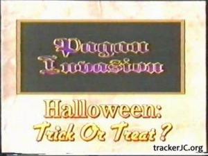 Нашествие язычества. Хэллоуин - праздник демонов Pagan Invasion. Halloween - Trick or Treat VHSRip