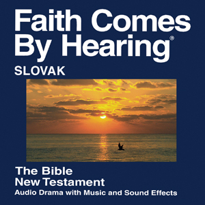 1997 Slovak Edition Audio Drama New Testament mp3