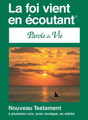 Новый завет на французском языке - 2000 Parole de Vie (African) Version Audio Drama New Testament mp3