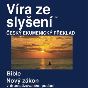Новый завет на чешском языке - Ecumenical Translation Audio Drama New Testament 1985 mp3